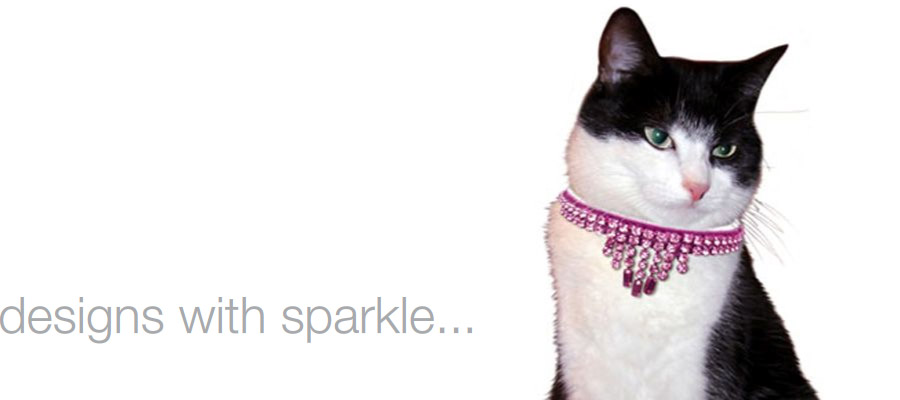 design with sparkle...